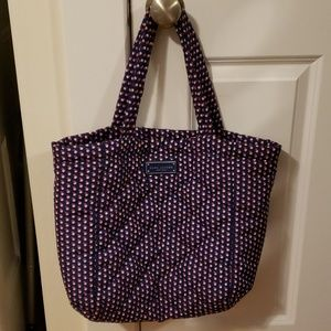 Marc Jacobs Quilted Geo spot tote